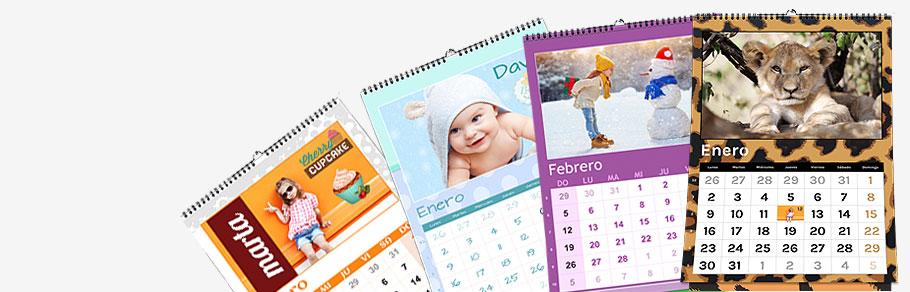 60b087b6d Calendario Sobremesa personalizado caja CD - i Moments