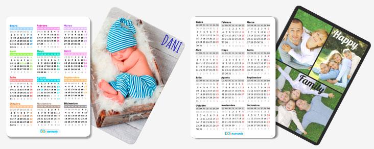 Precios de Calendarios iMoments