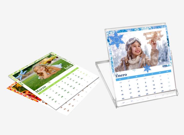 e0314ee47 Foto 3 de 4 - Crear Calendario Sobremesa CD 12x13 iMoments