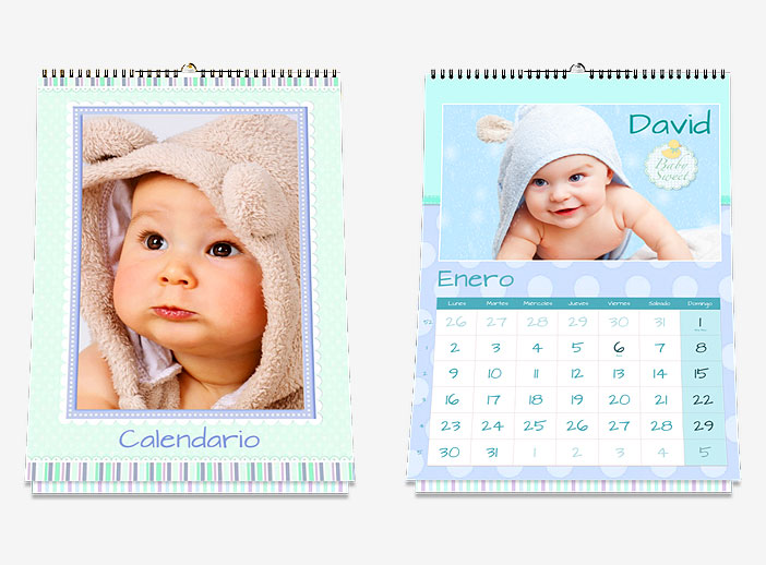 Calendario Pared A3 30x42 iMoments