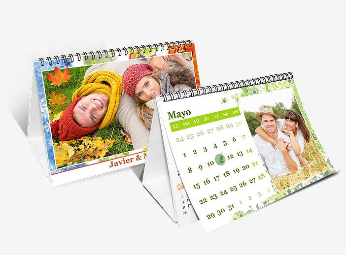 Calendario sobremesa A5 21x15 iMoments