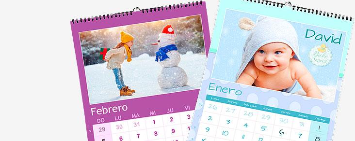 Precios de Calendarios de pared iMoments