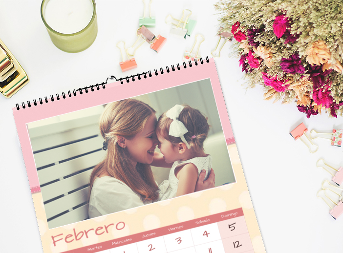 regalo diy calendario digital i-Moments
