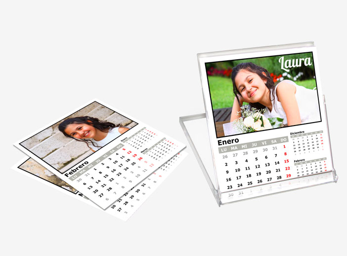 Calendario Sobremesa CD 12x13 iMoments