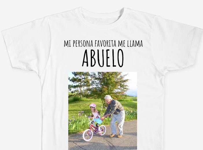 Haz tu camiseta personalizada con iMoments 47bbf0f266736