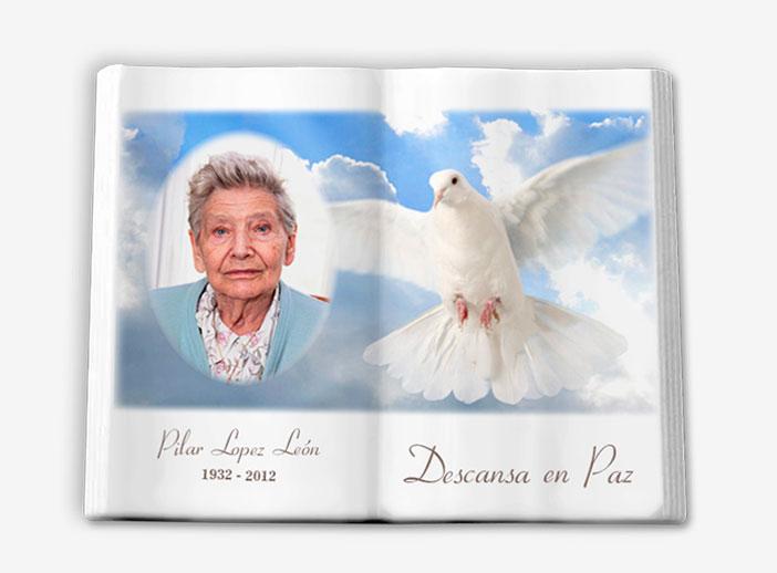 Foto-Cerámica Libro personalizado