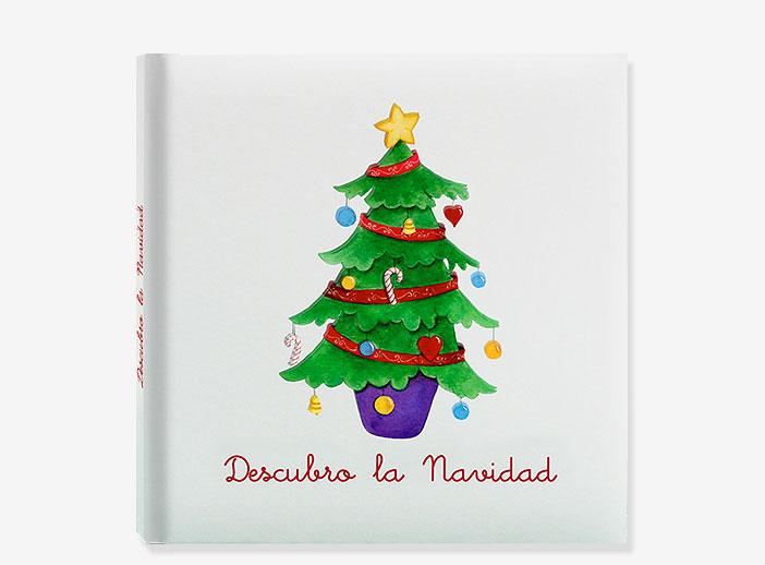 Foto-Cuento: Descubro la Navidad libro de fotos