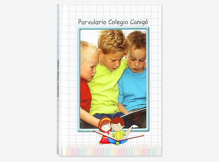 Libro de fotos 21x30 personalizado