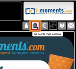 Software de i-Moments como ver tus datos, pedidos