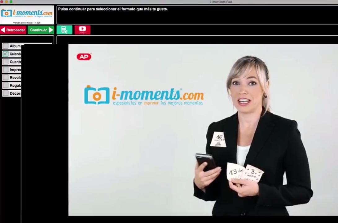 Vídeos para ayduarte a crear tus productos i-Moments